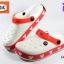 รองเท้าหัวปิด ADDA Mickey Mouse แอดด๊ามิกกี้เมาส์ รหัส 52705 สีขาว เบอร์ 4-6 thumbnail 3