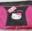 กระเป๋าเดินทางคิตตี้ ใบใหญ่ (มาใหม่) เหลือสีชมพูเข้ม (ซื้อ 3 ชิ้น ราคาส่ง 220 บาท ต่อชิ้น) thumbnail 9