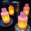 Silicone Electric candle thumbnail 2