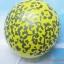 """ลูกโป่งกลมสีเหลืองพิมพ์ลายเสือชีตาร์ (ซาฟารี ดีไซน์) ไซส์ 12 นิ้ว แพ็คละ 10 ใบ (Round Balloons 12"""" - Safari Cheetah Printing latex balloons) thumbnail 2"""