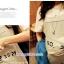 ชุดเอี๊ยมจั๊มสูทคลุมท้อง ขายาว : สีเทา รหัส BM033 thumbnail 7