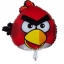 Angry Bird Shape Balloon - ลายการ์ตูนแองกรี้เบริ์ด / Item No. TL-A006 thumbnail 1