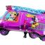 ลูกโป่งฟลอย์ Mickey Mouse รถดับเพลิง (แพ็ค10ใบ) / Item No. TL-A049 thumbnail 3