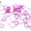 เพชรแต่ง ทรงรี สีชมพู มีรู 8X10มิล(20ชิ้น) thumbnail 1