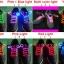 เชือกผูกรองเท้าไฟสีแดง Shoelace - LED Red color thumbnail 5