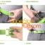 เข็มขัดซิลิโคน Candy Color Belt : สีชา thumbnail 4