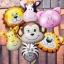 ลูกโป่งฟลอย์ หน้าสิงโต - Lion Face Foil Balloon / Item No. TL-B048 thumbnail 5