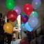 ลูกโป่ง LED สีม่วง แพ็ค 5 ชิ้น ไฟเปลี่ยนสี RGB mode (Purple Color Balloons - LED RGB Mode) thumbnail 3