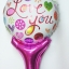 บอลลูนเป่าลม พิมพ์ลาย LOVE YOU / Item No. TL-M010 สำเนา thumbnail 1