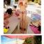 พร้อมส่ง ชุดว่ายน้ำบิกินี่ทูพีซ ลายแตงโมสีสันสดใสน่ารักมากจ้า thumbnail 11