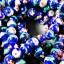 ลูกปัดเซรามิค น้ำเงิน 12 มิล (จีน) (1เส้น) thumbnail 1