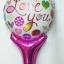 บอลลูนเป่าลม พิมพ์ลาย LOVE YOU / Item No. TL-M010 สำเนา thumbnail 2
