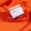 K754 ชุดคลุมท้องแฟชั่นเกาหลี โทนส้ม เดรสยาว เนื้อผ้า Cotton 100% นิ่มมากๆ สามารถใส่หลังคลอดได้ค่ะ thumbnail 5