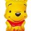 Winnie The Pooh Shape Balloon - ลายการ์ตูนหมีพลู / Item No. TL-A005 thumbnail 1