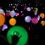 ลูกโป่ง LED สีม่วง แพ็ค 5 ชิ้น ไฟเปลี่ยนสี RGB mode (Purple Color Balloons - LED RGB Mode) thumbnail 26