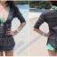 พร้อมส่ง เสื้อแขนยาว Beach Wear จั้มใต้อก ใส่คลุมทับชุดด้านในได้สวยๆ thumbnail 2