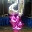 """ลูกโป่งฟอยล์รูปตัวเลข 1 สีเงิน ไซส์จัมโบ้ 40 นิ้ว - Number 1 Shape Foil Balloon Size 40"""" Silver Color thumbnail 9"""