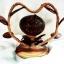 Coconut Shell Lamp (โคมไฟกะลามะพร้าวรูปต้นดอกไม้หัวใจ) thumbnail 2