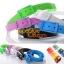 เข็มขัดซิลิโคน Candy Color Belt : สีชา thumbnail 9