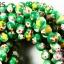 ลูกปัดเซรามิค เขียว 12 มิล (จีน) (1เส้น) thumbnail 1