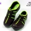 รองเท้าผ้าใบ BIMSIN (บินซิน) สีน้ำตาล/เขียว รุ่นBNS507 เบอร์36-41 thumbnail 1