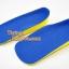 แผ่นรองเท้าเพิ่มความสูง 2.5 cm. สีน้ำเงิน รหัส LH001 thumbnail 10