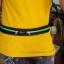 SPORT RUNNING BAG กระเป๋าคาดเอวใส่วิ่งออกกำลังกาย แบบ 2 ช่อง - สีเขียว ดำ ชมพู เหลือง น้ำเงิน thumbnail 10