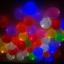 ลูกโป่ง LED สีส้ม แพ็ค 5 ชิ้น ไฟกระพริบ Blink mode (Orange Color Balloons - LED Blink Mode) thumbnail 25