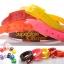 เข็มขัดซิลิโคน Candy Color Belt : สีชา thumbnail 8