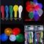 ลูกโป่ง LED สีฟ้า แพ็ค 5 ชิ้น ไฟเปลี่ยนสี RGB mode (Blue Color Balloons - LED RGB Mode) thumbnail 7