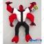 ตุ๊กตา เบนเทน Ben10-โฟร์อาร์ม Four Arms สูง16นิ้ว thumbnail 1