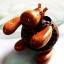 โคมไฟกะลามะพร้าวฮิปโปโปเตมัส Coconut Shell Lamp Hippo thumbnail 4