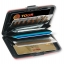 Metafun Wallet Set กระเป๋ากันน้ำ กระเป๋าตังค์ กระเป๋านามบัตรอลูมิเนียม แพค 3 ใบ คละสี thumbnail 8