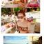 พร้อมส่ง ชุดว่ายน้ำบิกินี่ทูพีซ ลายแตงโมสีสันสดใสน่ารักมากจ้า thumbnail 9