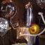 """ลูกโป่งฟอยล์รูปตัวเลข 1 สีเงิน ไซส์จัมโบ้ 40 นิ้ว - Number 1 Shape Foil Balloon Size 40"""" Silver Color thumbnail 6"""