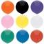 ลูกโป่งจัมโบ้ สีฟ้า ขนาด 36 นิ้ว - Round Jumbo Balloon Blue thumbnail 7