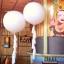 """ลูกโป่งกลมจัมโบ้ไซส์ใหญ่ 36"""" Latex Balloon RB WHITE 3FT สีขาว/ Item No. TQ-42847 แบรนด์ Qualatex thumbnail 35"""