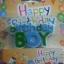 เทียนวันเกิด Birthday Boy สีฟ้า / Item No. TL-N006 thumbnail 6