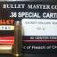 ลูกกระสุน .38 spl JHP bullet thumbnail 1