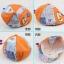 หมวกเบเรต์ร สีชมพู สีเหลือง MC110 thumbnail 1