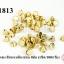 หมุดแหลม สีทองเหลืองอ่อน 8มิล (1ขีด/100กรัม) thumbnail 1