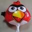 Angry Bird Shape Balloon - ลายการ์ตูนแองกรี้เบริ์ด / Item No. TL-A006 thumbnail 2