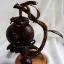 Coconut Shell Lamp (โคมไฟจากกะลามะพร้าว ดอกไม้แขวนเถาวัลย์) thumbnail 1
