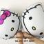 ลูกโป่งฟลอย์ หน้า Hello Kitty ไซส์ใหญ่56 X 56 cm - Hello Kitty Face size 56 X 56 cm Foil Balloon / TL-A092 thumbnail 2