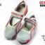 รองเท้าผ้าใบ CSB (ซีเอสบี) สีแดง/เทา รุ่นT2155 เบอร์36-41 thumbnail 1