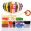 เข็มขัดซิลิโคน Candy Color Belt : สีเหลือง thumbnail 3