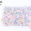 ลูกปัดพลาสติก สีพาลเทล กลม คละสี 6มิล(1กิโล/1,000กรัม) thumbnail 1