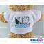 ตุ๊กตาพรีเมี่ยม Slim พวงกุญแจตุ๊กตาหมียืน5นิ้ว ใส่เสื้อ+รีดโลโก้ 2ด้าน D5507Q0500 thumbnail 7