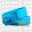 เข็มขัดซิลิโคน Candy Color Belt : สีฟ้า thumbnail 1