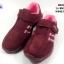 รองเท้าผ้าใบ BIMSIN (บินซิน) สีแดง/ชมพู รุ่นBNS539 เบอร์36-41 thumbnail 1